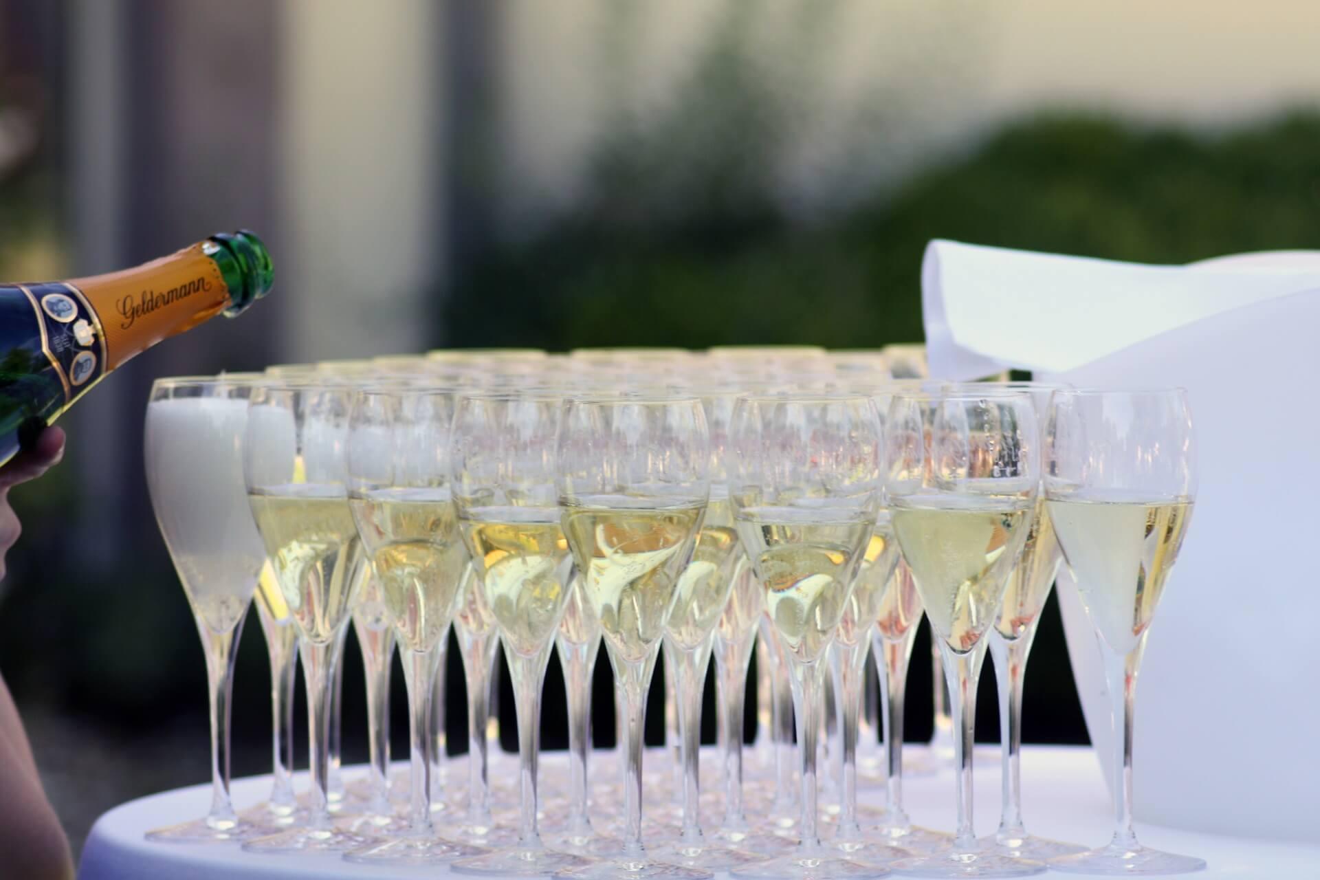 Hochzeiten, Geburtstage, Firmenfeiern