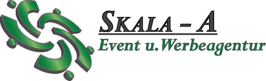 Firmenlogo Skala-a Event und Werbeagentur