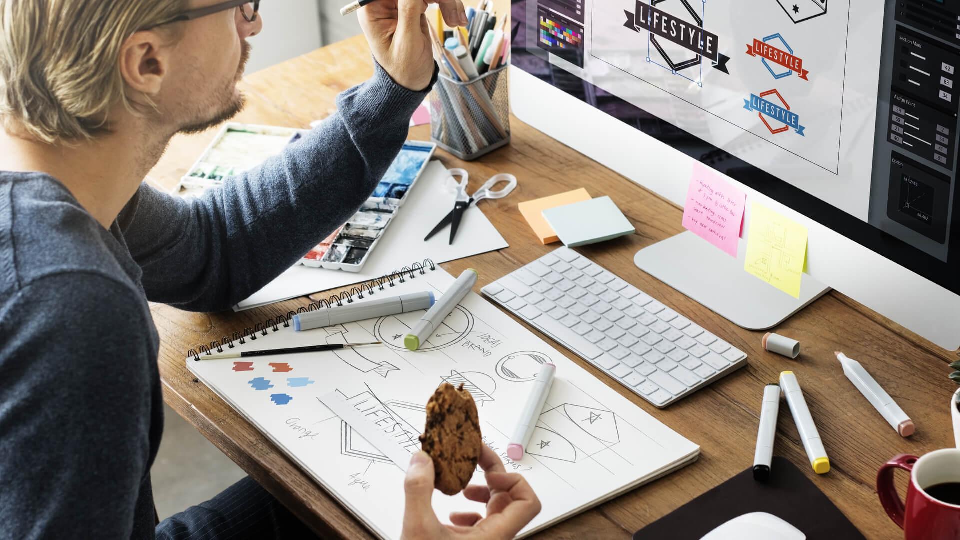 Logo für Firmen und Webseiten