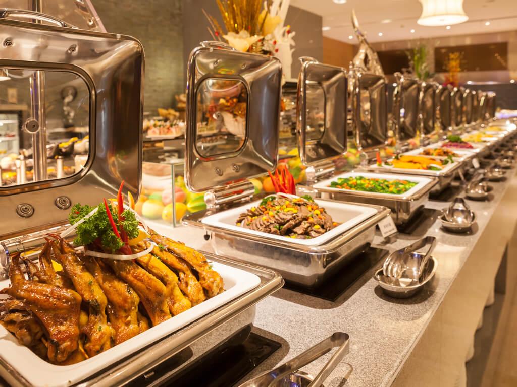Events buffet essen hochzeit